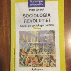 Petre ANDREI - SOCIOLOGIA REVOLUTIEI. Studii de sociologie politica (1998)