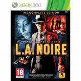 LA Noire Complete Edition XB360