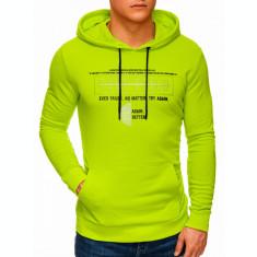 Hanorac barbati B1338 - verde