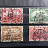 Germania 1920, serie, Stampilat