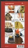 Costume populare ,fuste ,Spania., Nestampilat