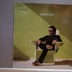 Nils Lofgren – Wonderland (1983/MCA/RFG) - Vinil/Impecabil (NM+)