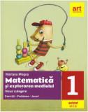 Noua culegere de matematică și explorarea mediului pentru clasa I. Exerciţii, probleme, jocuri