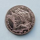 FRANTA - 10 Francs 1986, Europa, Nichel
