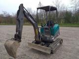 Mini excavator Volvo EC13 Anul : 2004
