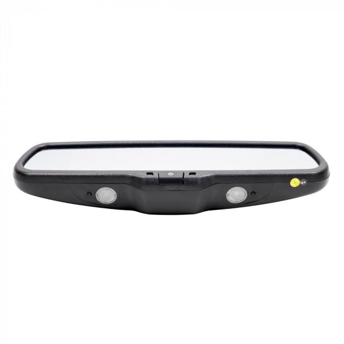Resigilat : Senzori parcare cu afisaj in oglinda PNI P16 si camera de mers inapoi