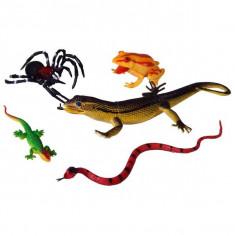 Jucarie Set Reptile si amfibieni