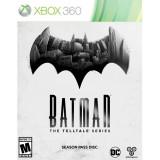 TELLTALE BATMAN GAME - XBOX360
