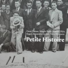 Catalog fotografia anonima din Romania Petite Histoire text rom-engl