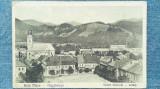 115 - Baia Mare - vedere generala / Nagybanya latkep/ carte postala, Circulata, Fotografie