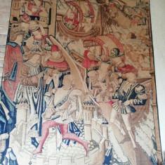 tapiserie le messager  198 x 143 cm,  manufacura ARTIS FLORA