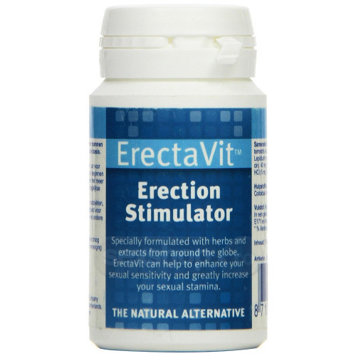 puncte pentru stimularea erecției