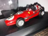 Machete Ferrari D246 G.P.Grand Bretagna - 1958 - BRUMM scara 1:43