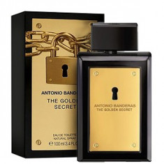 Antonio Banderas The Golden Secret EDT 100 ml pentru barbati