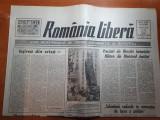 Ziarul romania libera 6 martie 1990-statuia lui lenin de la scanteia data jos