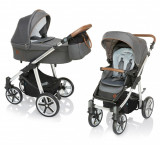 Carucior 2 in 1 Baby Design Dotty 10 Black 2019