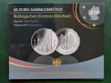 Moneda tematica de argint - 20 Euro 2016, Germania - Proof, Europa