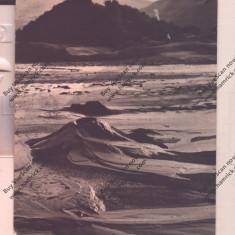 CARTE POSTALA*BUZAU*SUBCARPATII*PICLELE MICI*VULCANI NOROIOSI, Necirculata, Printata