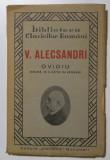 V. Alecsandri - Ovidiu (dramă în 5 acte) (ed. E. Lovinescu