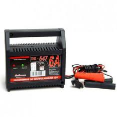 Incarcator baterie acumulator auto 12v 6a