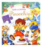 Cumpara ieftin Carte cu puzzle. Pinocchio
