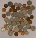 Monede SUA din diferiți ani, America de Nord