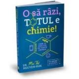 O sa razi, totul e chimie! Telefoane, cafea, emotii–cum le explica pe toate chimia - Mai Thi Nguyen-Kim