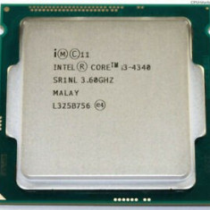 Procesor Intel Core i3 4340 3.6GHz, Haswell, 4MB cache, 54W, Socket 1150, 2