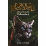 Pisicile Razboinice - Puterea celor trei. Cartea a XVII-a: Umbre Adanci