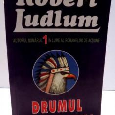 DRUMUL SPRE OMAHA by ROBERT LUDLUM , 1992