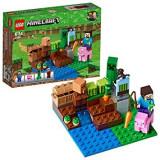 Lego Minecraft – Ferma de pepeni (21138)