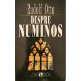 Despre Numinos - Rudolf Otto