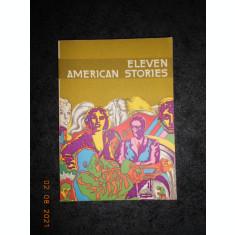ELEVEN AMERICAN STORIES (1978)