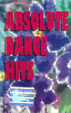 Caseta Absolute Dance Hits Vol. 1, originala, holograma