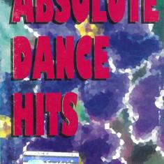 Caseta Absolute Dance Hits Vol. 1, originala, holograma