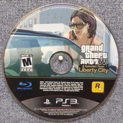 GTA 4 IV Episodes from Liberty City original PS3, stare excelenta foto