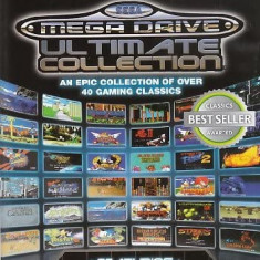 SEGA Mega Drive Ultimate Collection XB360