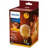 Cumpara ieftin Bec LED Philips, G93 E27 GOLD SP D SRT4, 5.5W (25W)