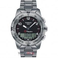 Ceas Tissot T-TOUCH II T047.420.44.057.00 Titanium