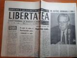 Ziarul libertatea 3-4 octombrie 1990-art returul cupelor europene de fotbal