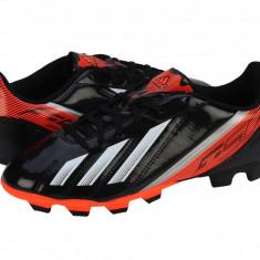 Ghete fotbal copii Adidas F5 TRX FG J black-runwht-infred Q33918, 33, 37 1/3, 38, Negru