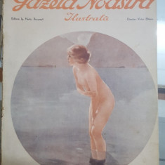 Gazeta Noastră Ilustrată, Anul 2, Nr. 82, 1929