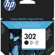 Cartus cerneala HP 302, acoperire 190 pagini (Negru)