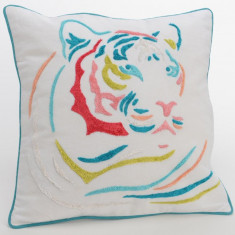 Perna decorativa Cous Tiger 40x40 cm