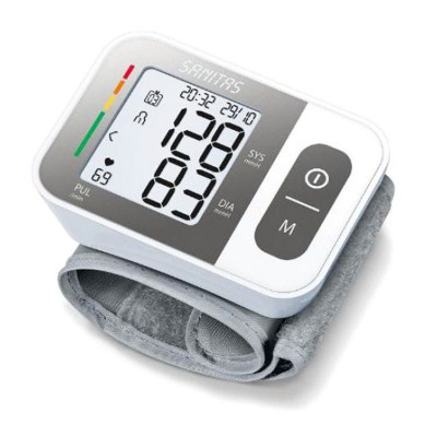 Tensiometru digital de incheietura Sanitas SBC15, sistem WHO foto