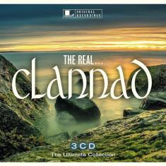 Clannad The Real Clannad Box digi (3cd)