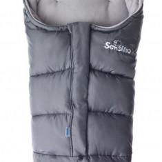 Sac de iarna Sensillo 3 in 1 polar Grey