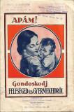 A1072 Brosura reclama Generala Asigurari Brasov interbelica limba maghiara