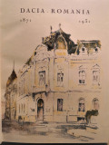 Societatea de asigurări Dacia Romania 1871-1931_Banca_CEC_Pinacoteca_Lipscani