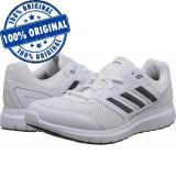 Pantofi sport Adidas Duramo Lite 2 pentru barbati - adidasi originali - alergare, 40, 41 1/3, 42, 43 1/3, 44, Alb, Textil